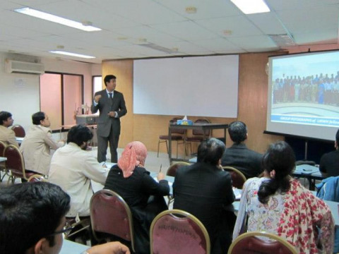 Workshop on Rain Water Harvesting System and Modeling (15 Dec, 2012)